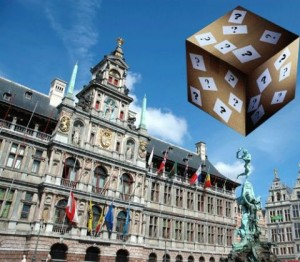 Secret Hotel Antwerpen Centrum 3*