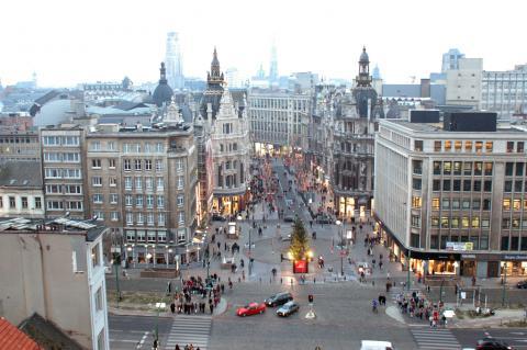 Secret Hotel Antwerpen 3*