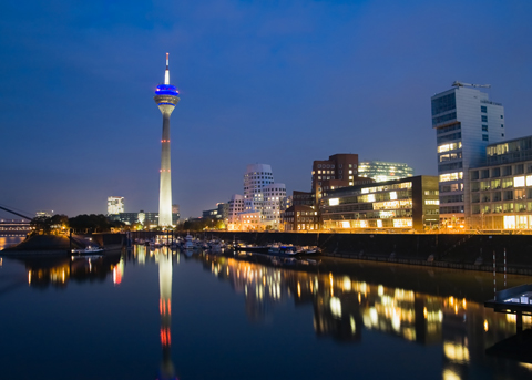 Secret Hotel Düsseldorf 5* - gratis parkeren